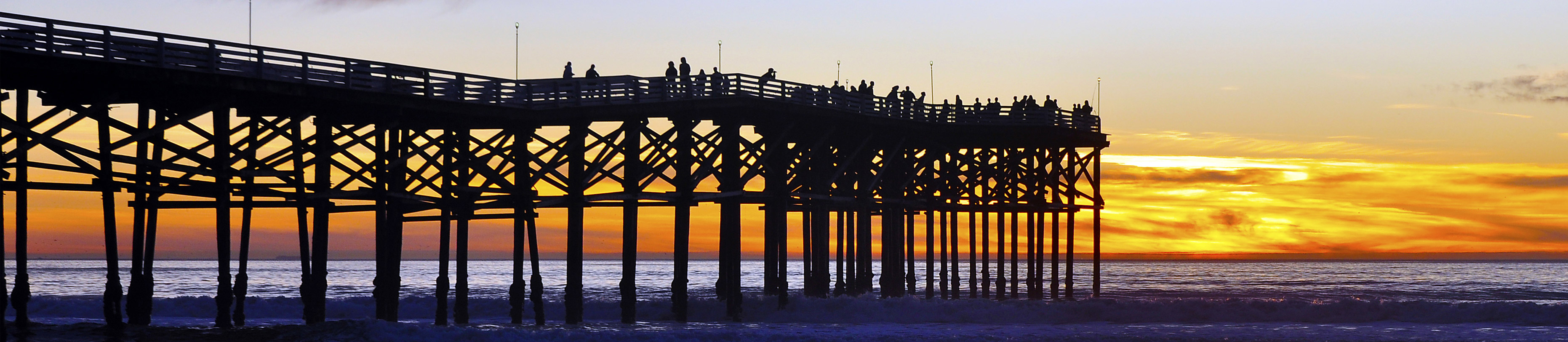 Crystal Pier Photo